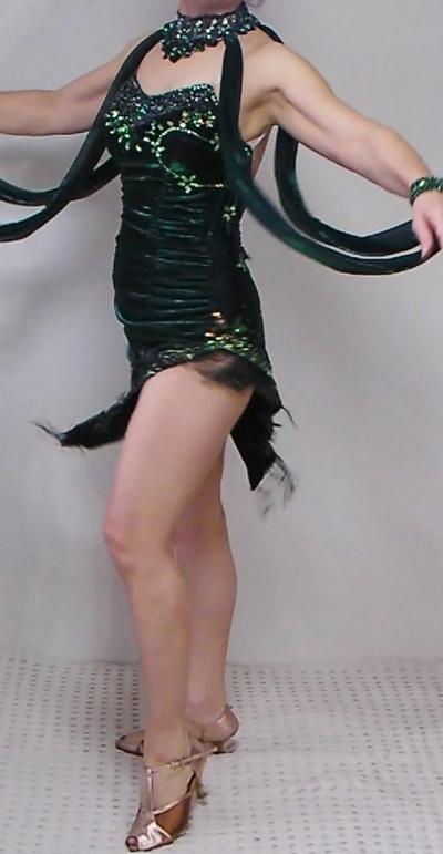 ★新作ドレスが出来ました♪【MERRY GREEN】★について