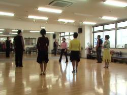 ダンスショップ・ダンススクール ティンカーベル外観