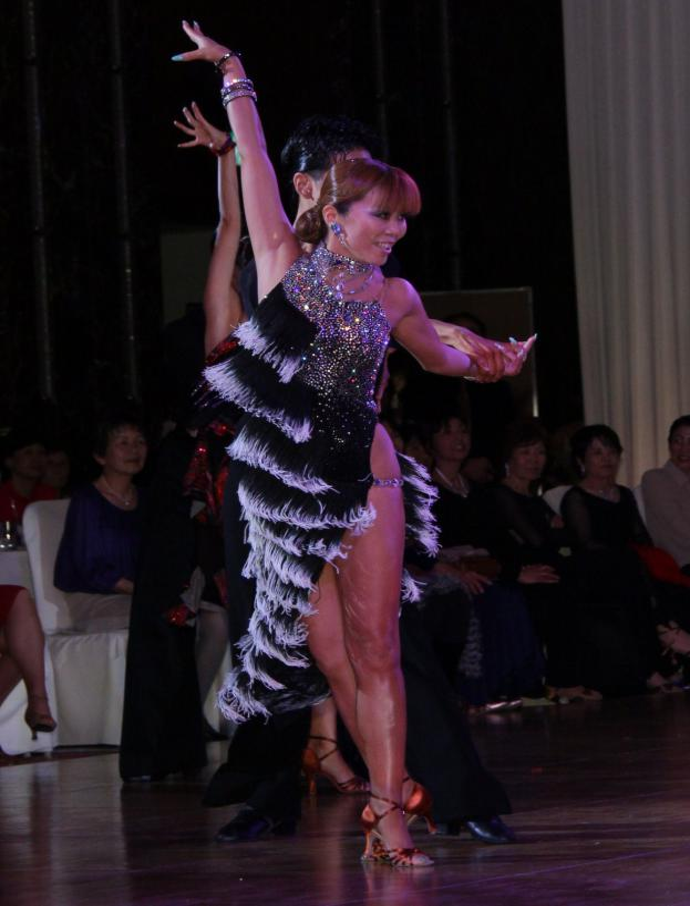 流山AKIダンスアカデミー 社交ダンス 流山市 柏市 野田市 松戸市のイメージ