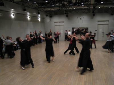 競技選手踊りこみ練習会(ミンクの会)について