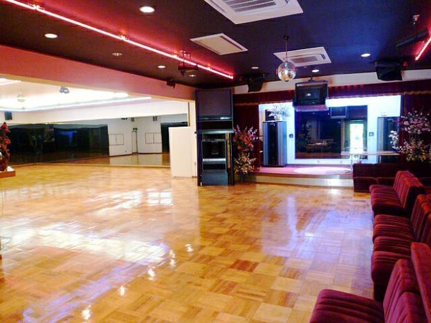 ファミリーホール奈加|社交ダンス・ダンスホール・貸しホール|茨城水戸のイメージ