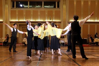 M&C SATOHダンススクール2012inホテル青森について