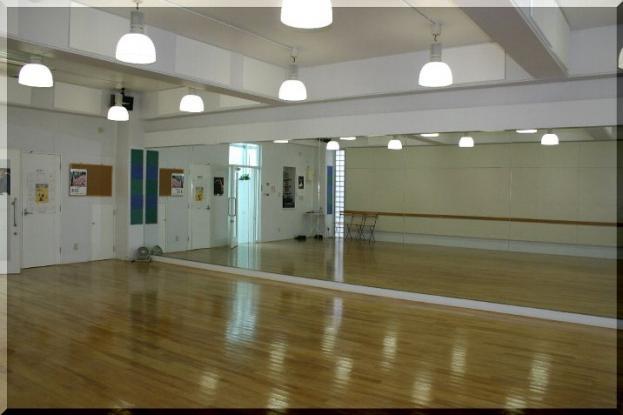 SKダンススタジオのイメージ