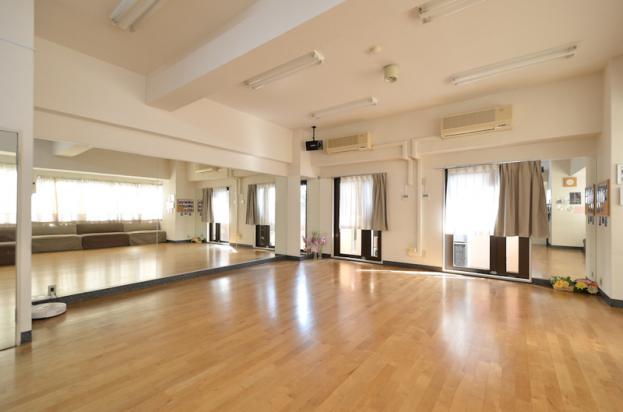 ダンススタジオプリズムのイメージ